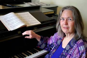 A concert pianist and teacher, Lincoln-area native Connie Scanlon must live in the Netherlands six months a year because her marriage to Holland native Lia de Bruyn is not recognized in the U.S.