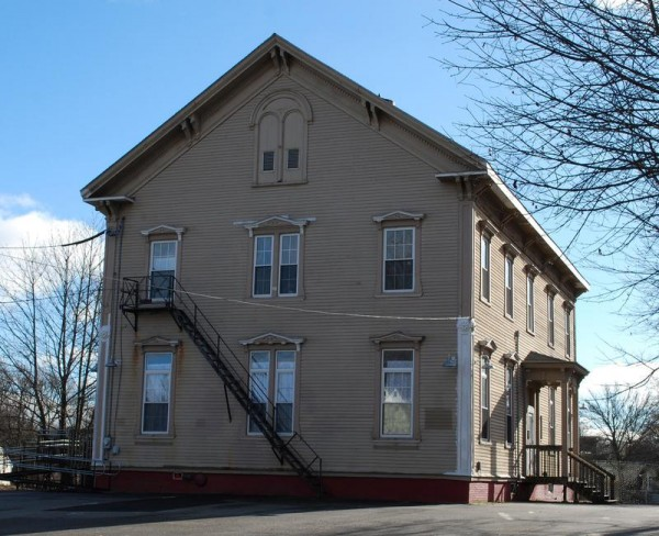 The Mad Horse Theatre Company has leased the former Hutchins School at 24 Mosher St. in South Portland for more than three years as rehearsal and office space, and is now allowed to stage public performances there, too.
