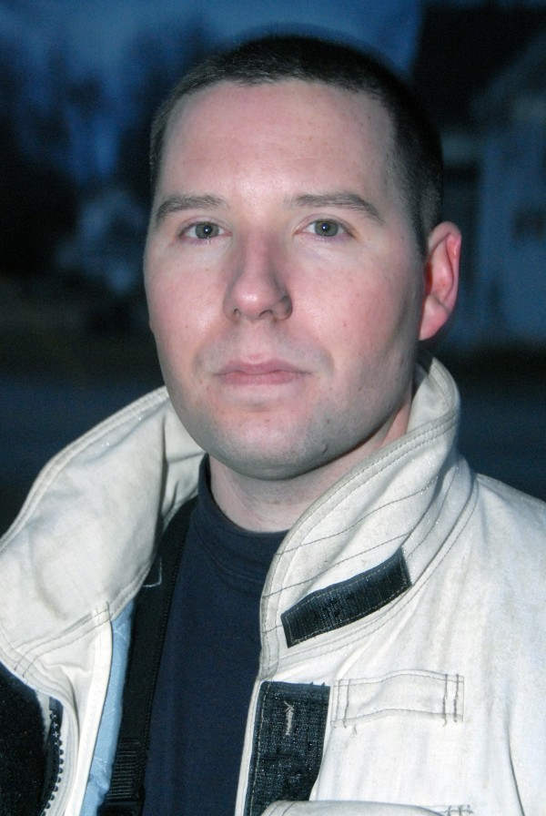 Andrew Turcotte, Millinocket fire chief, as seen on Wednesday, Nov. 28, 2012.