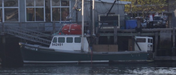 Foxy Lady II, a scallop fishing vessel operated by a crew from Deer Isle, went missing off the coast of Massachusetts in December 2012.