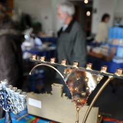 Thanksgivukkah? Two holidays collide for first time in 100 years