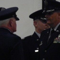 Old Town native takes command of Air Force base in Arizona
