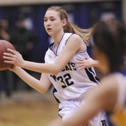 Speed on offense and defense are keys for undefeated Presque Isle girls' basketball team