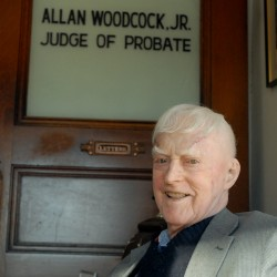 Judge Woodcock headed for re-election