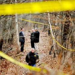 Remains found in Lisbon woods identified as Christiana Fesmire's