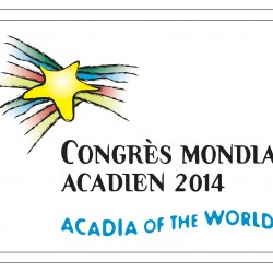 World Acadian Congress plates for sale