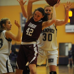 Shooting practice key as Hampden overwhelms Bangor