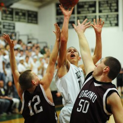 Brooks lifts Presque Isle boys basketball team to overtime victory over Old Town