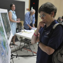 Opponents of Bowers Mountain wind site complain about effect on views