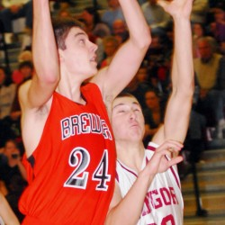 Bangor boys basketball team gets a needed victory over Cony