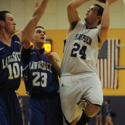 Hampden boys basketball team holds off Bangor in season opener