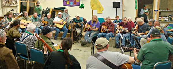 Monday Night Music at the CCLC