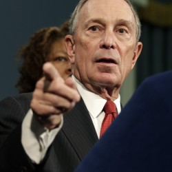 Michael Bloomberg's wiener orgies