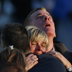 Somber remembrances mark anniversary of Sandy Hook shooting