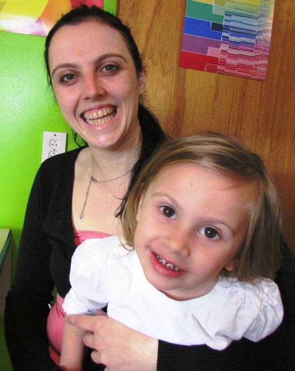 A mom and her daughter visit The Coastal Children's Museum in Rockland.