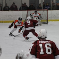 Hampden seniors get first hockey win over Witches