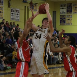 Camden Hills, Medomak Valley boys basketball teams cope with key injuries