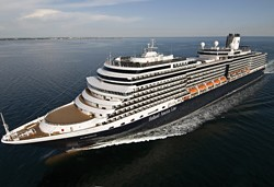 Rockland council OKs unlimited cruise ships