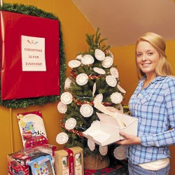 Manna's holiday drive lags '08 total