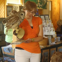 Owls of Maine presentation at 2012 Downeast Spring Birding Festival