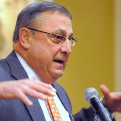 LePage says he'll cut budget 'in the quickest manner possible'