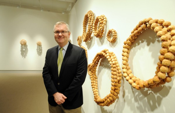 George Kinghorn, director of the University of Maine Museum of Art, announced Tuesday morning that with Penobscot Financial Advisors as their sponsor, the museum will offer free admission throughout 2013.