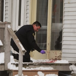 Man stabbed in head on Ohio Street in Bangor