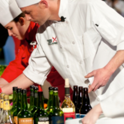 Video of Eastern Maine Community College Chef Challenge