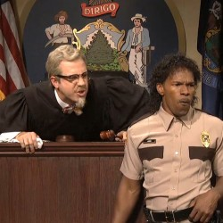 'Maine Justice' returns in latest episode of 'Saturday Night Live'