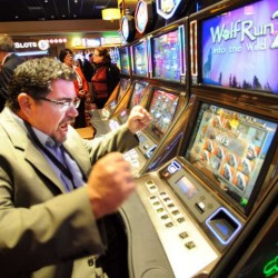 Oxford Casino opens for business