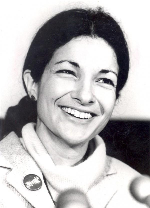 Olympia J. Snowe in 1980