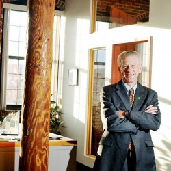 Larry Wold, Maine market president for TD Bank, will announce Thursday night at the Androscoggin County Chamber of Commerce annual meeting that the bank has extended its lease in the Bates Mill complex to 2025. TD Bank has offices in Bates Mill No. 3 and No. 7, and employs 800 people there.