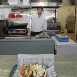 Gourmet hot dog, burger joint coming to Orono