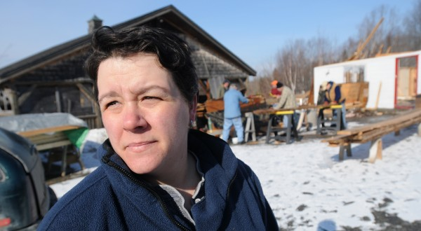Jill Smith will move her bakery, the Millbrook Company, to the former home of the Country View Drive-In in Sedgwick.