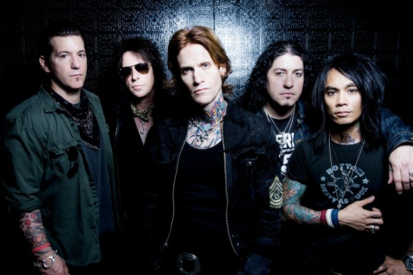 L.A. band Buckcherry will be in Portland Tuesday for a concert at Asylum, 121 Center St.