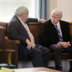 Judge scolds defense attorney in Kennebunk prostitution trial for defying gag order, calls comments to media 'unfortunate and unbecoming'