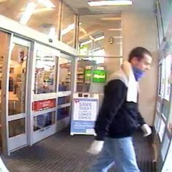 Police searching for man with painted face who robbed the Augusta CVS pharmacy