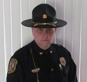 Baileyville Police Chief Shawn Donahue