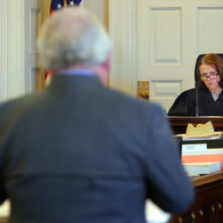 Kennebunk prostitution case in limbo again while high court reviews judge's dismissal of 46 of 59 counts against defendant