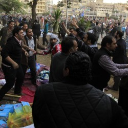 Egypt doesn't need another revolution, it needs consensus