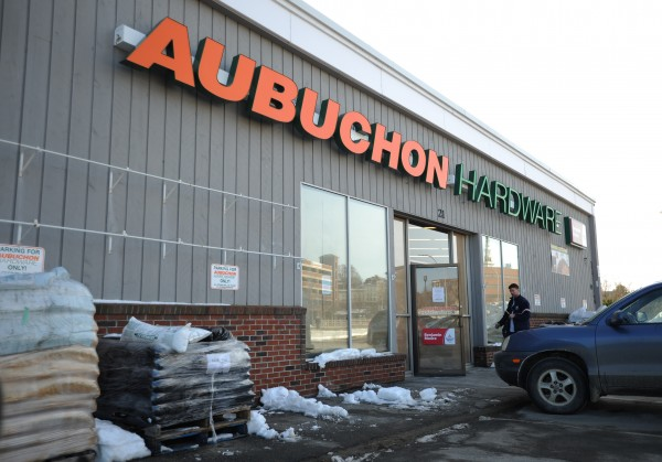 The Aubuchon Hardware store located at 21 Washington St. in Bangor has closed it's doors. The store's only two full-time workers will be given positions at the Brewer and Old Town Aubuchon locations, respectively. The eight part-timers will be laid off after the store's inventory is packed up and hauled away, which could take three to four weeks, according to company officials.