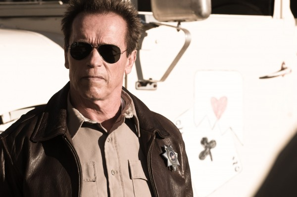 Arnold Schwarzenegger stars as Ray Owens in &quotThe Last Stand.&quot