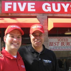 Politicians urge Five Guys to use Maine potatoes
