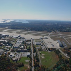 Navy base redevelopment work wins top economic development award