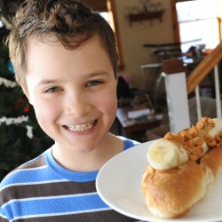 Carmel fifth-grader wins national Olive Garden essay contest