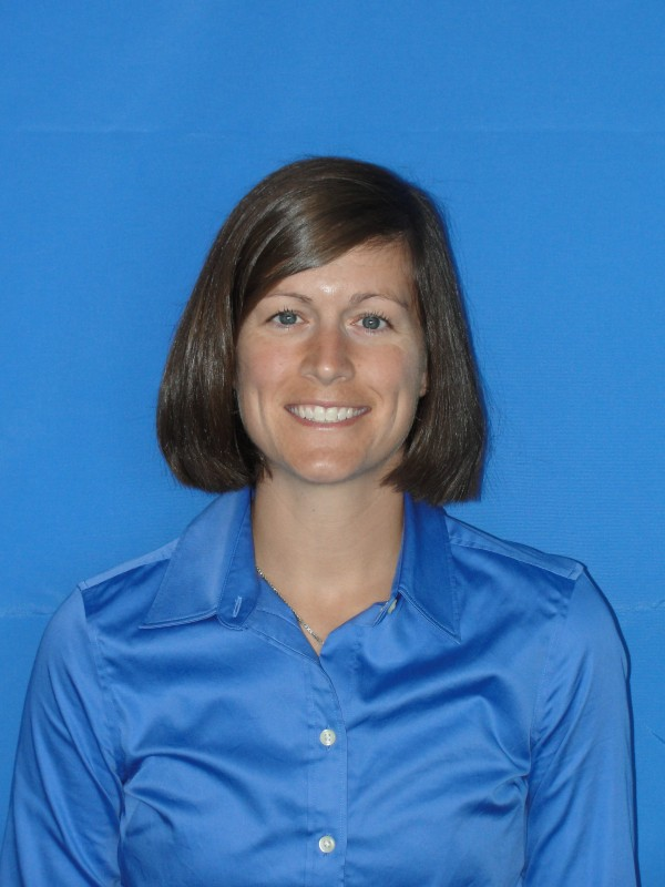 Former University of Maine women's basketball player and director of basketball operations Tracy Guerrette.