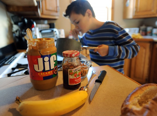 Micah Shamlian, 9, of Carmel has made it to the final ten in a competition held by Jif for the best peanut butter sandwich recipe. Micah's Banana Dog would win him $25,000 if his recipe wins first place.