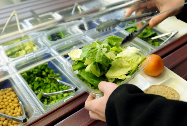 The nutritional value of school lunches in the Bangor school system has changed and improved over the last five years by adding whole grains, salad bars, and more fruits and vegetables to the menu.