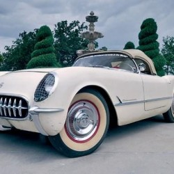 '54 Corvette, bricked behind walls in Brunswick for 27 years, fails to sell at auction after receiving high bid of $100K