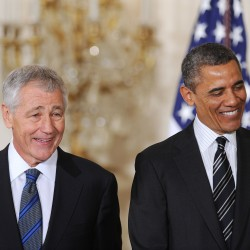 Neocons push against Chuck Hagel